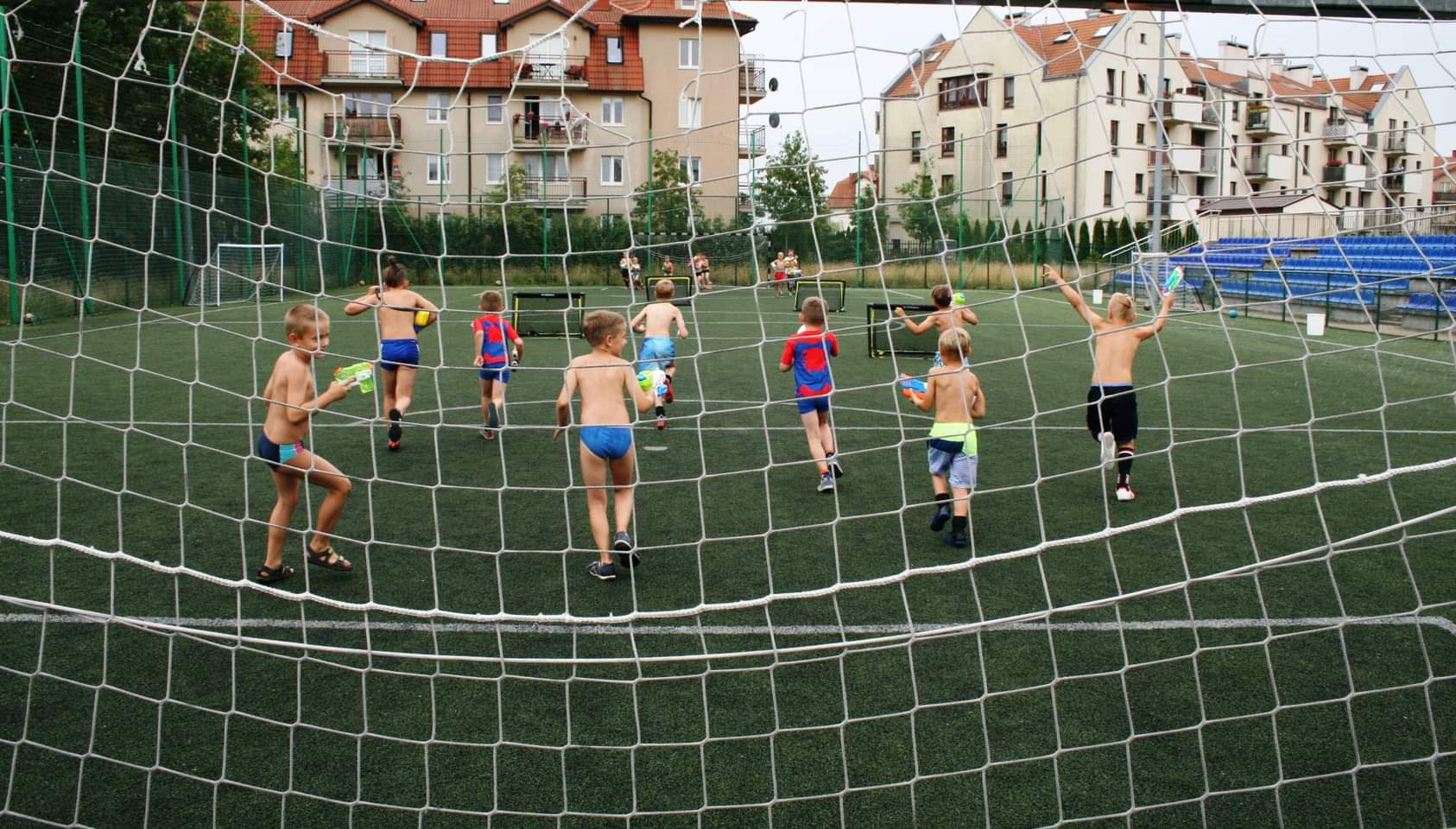 Półkolonia ze Szkółką Piłkarską